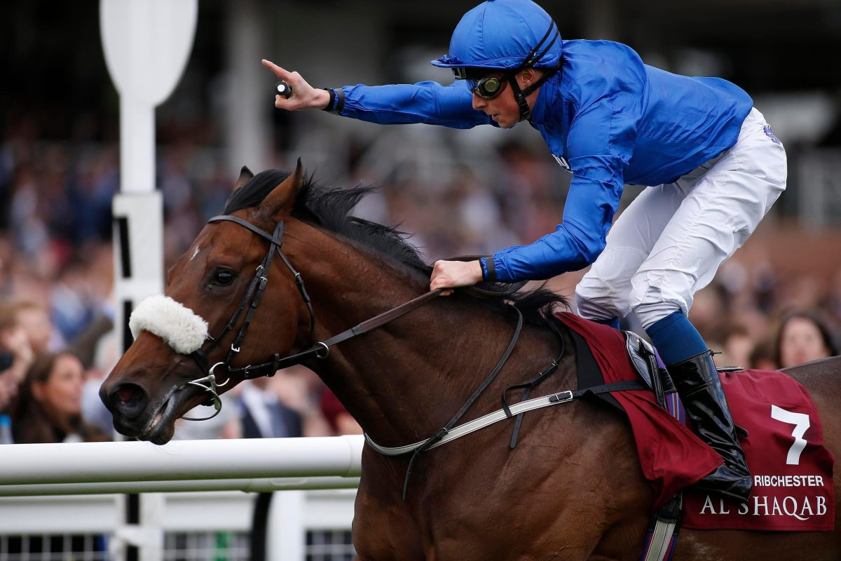 st leger 2021 betting trends